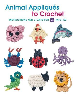 Animal Appliques to Crochet
