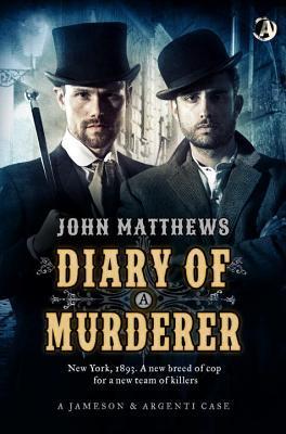 Diary of a Murderer (Finley Jameson & Joseph Argenti #2)