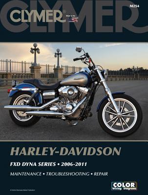Clymer Harley Davidson FXD Dyna Series 2006-2011 (Clymer Motorcycle Repair)