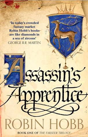Book Series to Read The Farseer Trilogy: Assassin's Apprentice