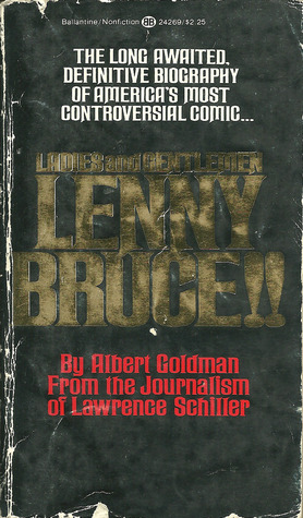 Image for Ladies and Gentlemen, Lenny Bruce!!