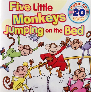 Five Little Monkeys Jumping on the Bed [With CD]