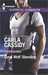 Lone Wolf Standing (Men of Wolf Creek, #3) by Carla Cassidy