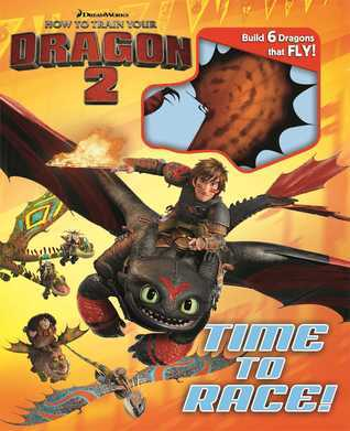 Dreamworks How to Train Your Dragon 2: Time to Race!