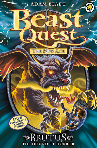 Brutus the Hound of Horror (Beast Quest, #63)