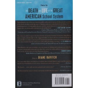 The Death and Life of the Great American School System byRavitch
