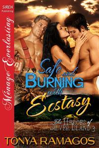 Safe and Burning with Ecstasy (The Heroes of Silver Island, #3)