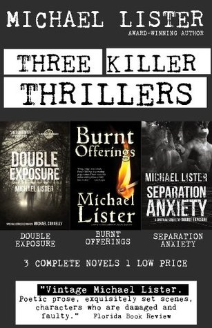 Three Killer Thrillers: Double Exposure / Burnt Offerings / Separation Anxiety