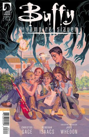 Buffy the Vampire Slayer: New Rules, Part 2 (Season 10, #2)