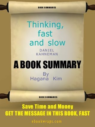 Thinking Fast and Slow Summary (Summary of Book)
