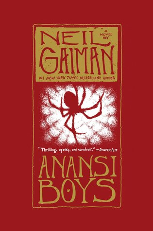 Image result for anansi boys
