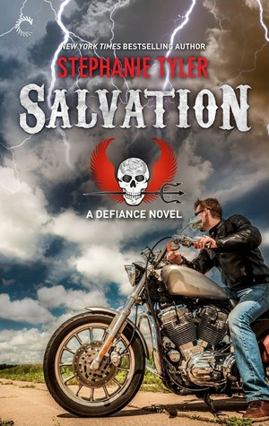 Salvation (Defiance, #3)