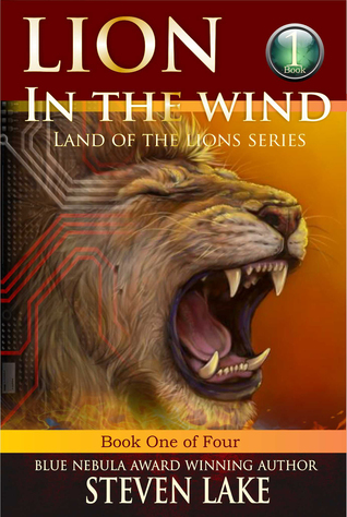 Lion in the Wind (Land of Lions #1)