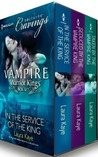 Vampire Warrior Kings Box Set (Vampire Warrior Kings, #1-3)