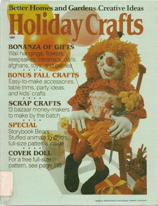 Holiday Crafts 1981