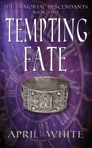 Tempting Fate (Immortal Descendants, #2)