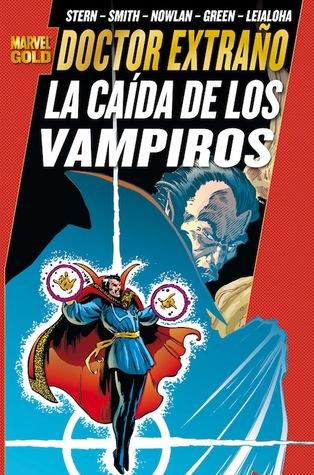 Doctor Extraño: La caída de los vampiros