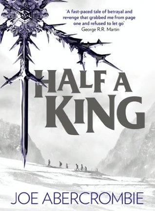 Shattered Sea Trilogy: Half A King