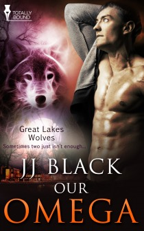 Our Omega (Great Lakes Wolves #2)
