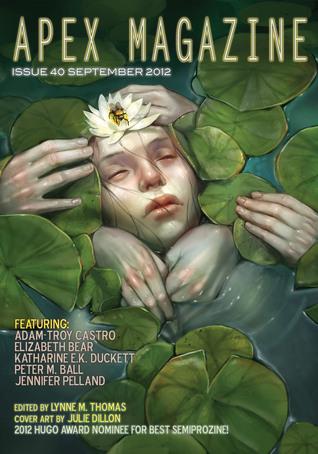 Apex Magazine Issue 40 (September 2012)