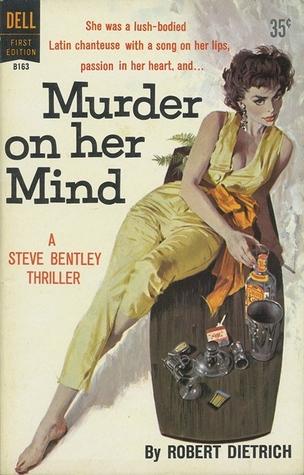 Murder On Her Mind