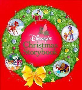 Disney's Christmas Storybook Collection (Disney Storybook Collections)