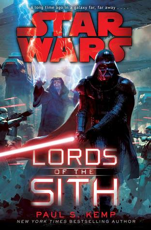 Lords of the Sith(Star Wars Disney Canon Novel)