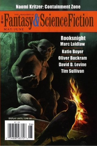 Fantasy & Science Fiction, May/June 2014 (The Magazine of Fantasy & Science Fiction, #713)