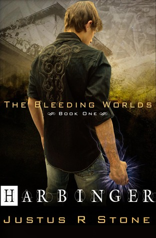 Harbinger (The Bleeding Worlds, #1)