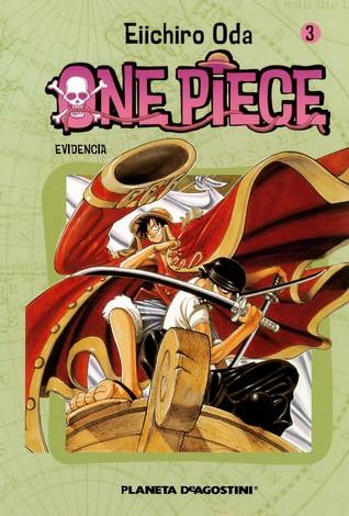 Evidencia (One Piece #3)