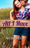 All I Have (A Farmers' Market Story, #1)
