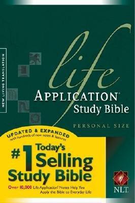 Life Application Study Bible-Nlt-Personal Size [B-NL-TYN PERS 2/E]