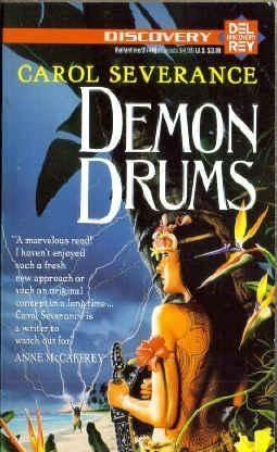Demon Drums (Island Warrior, #1)