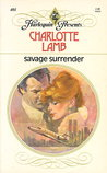 Savage Surrender by Charlotte Lamb