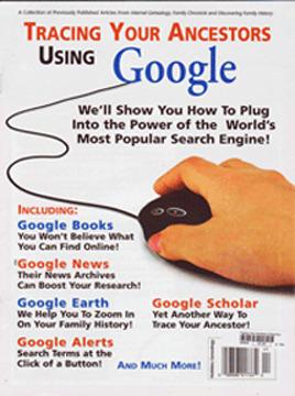 Tracing Your Ancestors Using Google