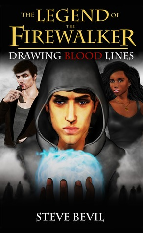 Drawing Bloodlines (The Legend of the Firewalker, #2)