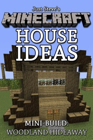 MINECRAFT HOUSE IDEAS - Mini Build: Woodland Hideaway