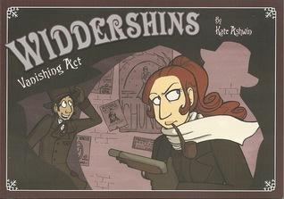 Widdershins Volume Three: Vanishing Act