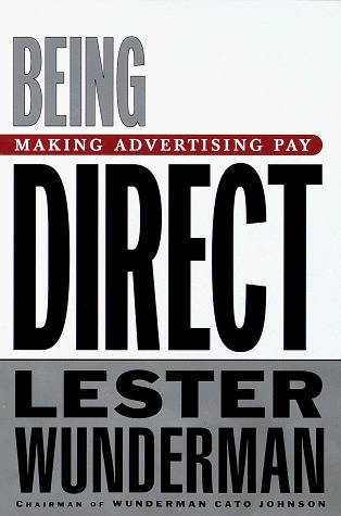 Being Direct by Lester Wunderman