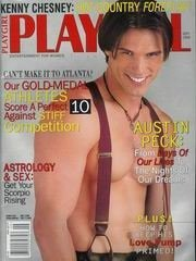 Playgirl Magazine, issue dated September 1996 Austin Peck; 10 Gold-Medal Athletes in STIFF competition!
