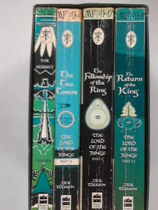 The Hobbit ; The Fellowship of the Ring ; The Two Towers ; The Return of the King