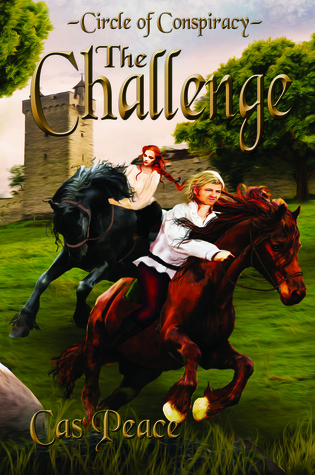 The Challenge (Circle of Conspiracy, #1)
