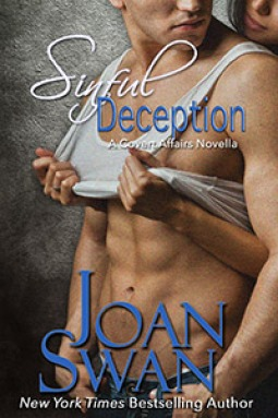 Sinful Deception (Covert Affairs, #1.3)