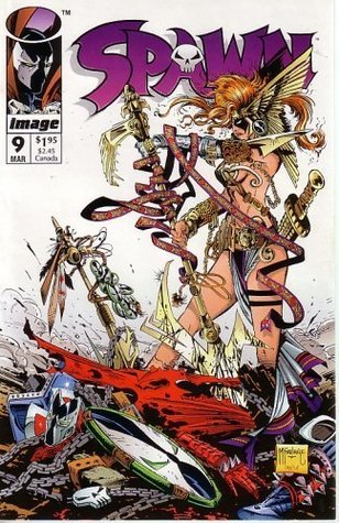 Spawn #9 First Appearance of Neil Gaiman's Angela
