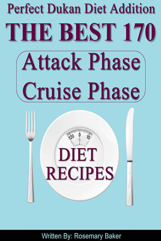 Perfect Dukan Diet Addition The Best 170 Attack Phase Cruise Phase Diet Recipes
