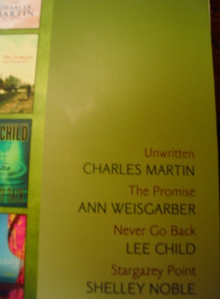 Unwritten, The Promise, Never Go Back, Stargazey Point (Reader's Digest Select Edtions, Volume 2, 2014) 332