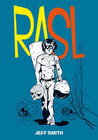 RASL #1 by Jeff Smith