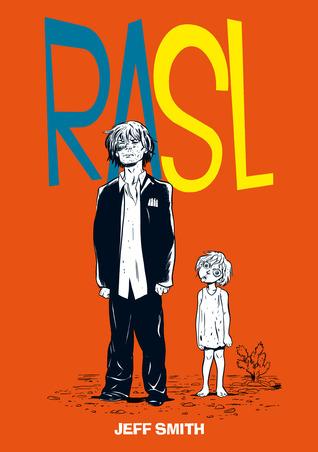 RASL #2 by Jeff Smith