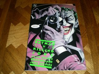 Batman the Killing Joke 1988 NM First Print Alan Moore