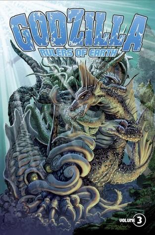 Godzilla: Rulers of Earth, Volume 3 par Chris Mowry, Jeff Zornow, Matt Frank
